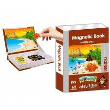 Carte magnetica Animale puzzle magnetic Animal Spell